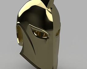 3D print model Dr Fate Helmet Injustice 2