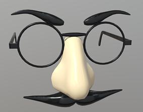 3D model Novelty Glasses