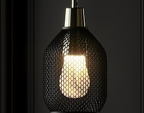 HIVE SHADE and PLUMEN 002 LED 3D model