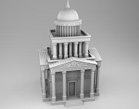 3D print model Greek Orthodox Church