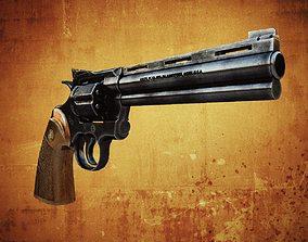 3D asset Magnum 357