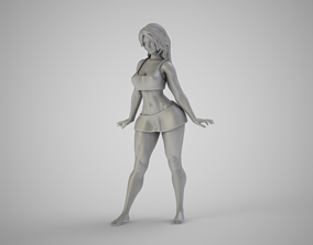 Look Cute 3D printable model