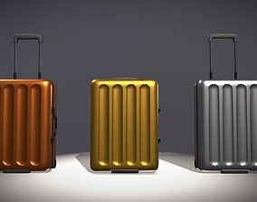 3D model luggage 7