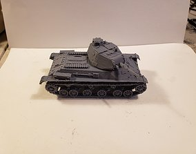 T50 Tank 3D printable model