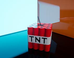 Bloc TNT 3D model