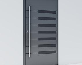 aluprof Aluprof MB 86 Drzwi panelowe 010 M 0459 3D