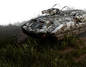 Caravel Recon Tank 3D printable model