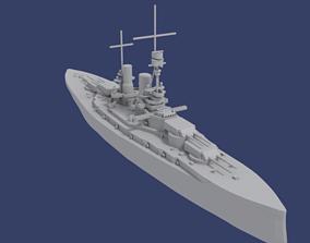 3D print model ship SMS Bayern