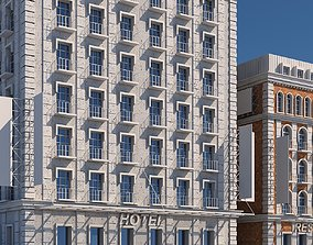3D model Commercial Buildings 104