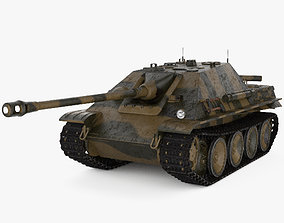 Jagdpanther 3D model
