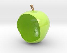 3D print model Apple birdfeeder