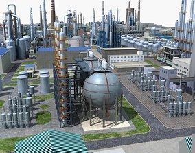 Chemical Plant 3D