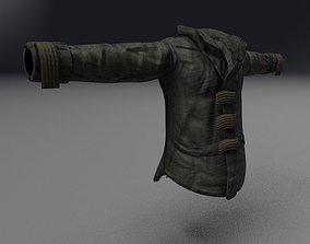 Fuse Asset - Heavy Jacket 3D