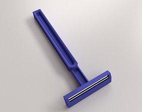 3D model Disposable Shaver