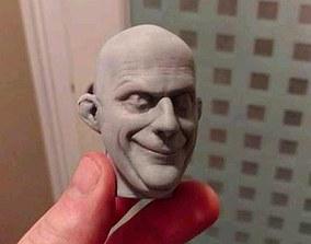 print Uncle Fester 3D Print ready