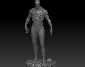 Engeener from Prometheus 3D printable model