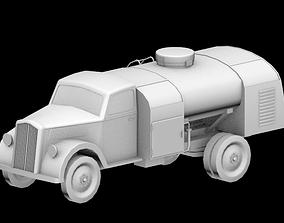 3D model Opel Blitz fuel cistern