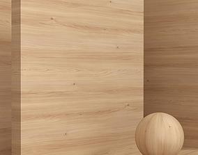 3D Wood material - Cedar seamless