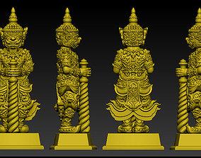 Wessuwan Giant God 3D printable model