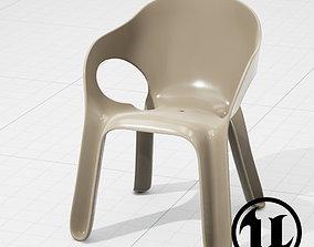 Magis Easy Chair UE4 3D model