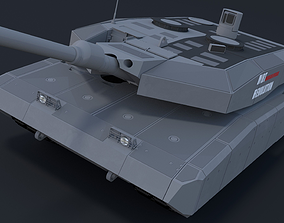 Leopard MBT REVOLUTION 3D