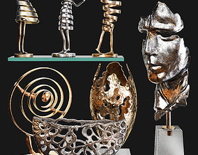 Decorative set 66 3D model