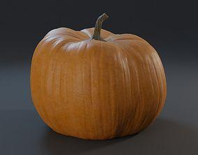 3D asset Pumpkin 2