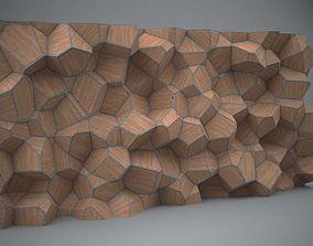Parametric Wall 3D asset
