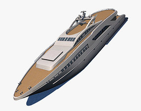 ferry Cruise Ship 3D