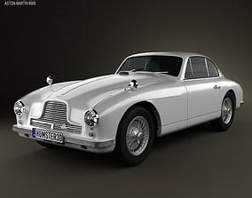 Aston Martin DB2 1950 3D