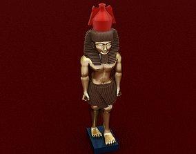 3D print model Ancient Egyptian Pharaoh 15
