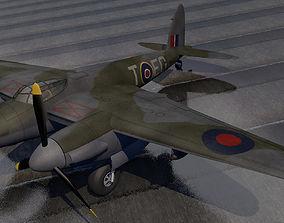 3D DeHavilland Mosquito Mk-6