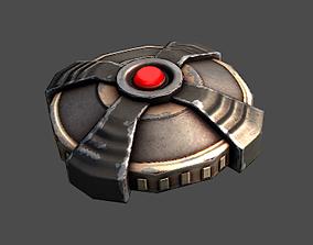 Mine Game-Ready 3D asset