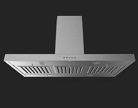 3D model KOBE Brillia 42 inch Range Hood