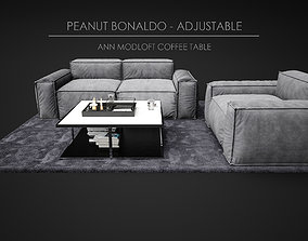 3D Sofa Set - The Peanut Bonaldo 09
