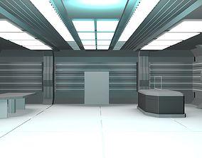 Sci Fi Lab 3D