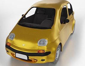 3D model Daewoo Matiz Mark 2 Car