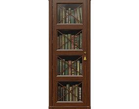 3D model Classic cabinet 05 02