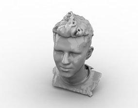 3D print model Head 2