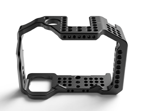 Cage for Camera Sony A7SII CAD CNC 3D print model