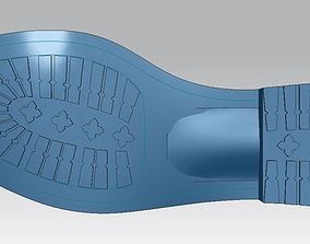 2d 3d boot sole