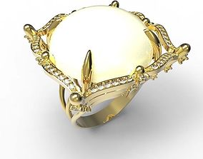 3D print model jewelery RING CLASS SLIM