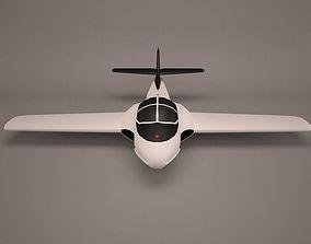 Military Aircraft 3D jet