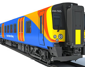 3D model British South West Rail Class 450