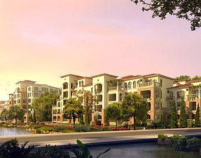 3D Multiple High-end Condominiums