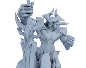 Aatrox League of Legends 3D print model 3D print model