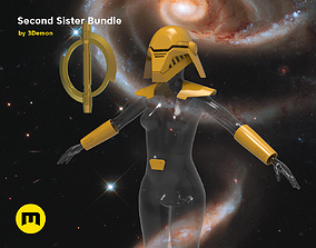Second Sister Bundle 3D print model