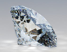 gem Diamond 3D