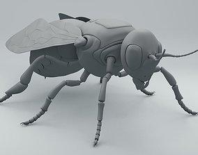 Bee SubDiv 3D