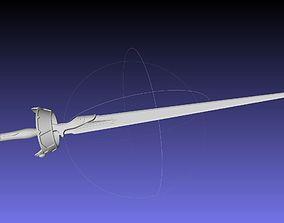 lambent-light Sword Art Online Lambent Light Rapier Model